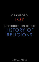Pdf Introduction to the History of Religions Telecharger