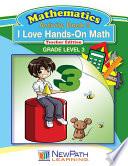 I Love HandsOn Math Workbook Book 3 Book