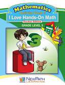 I Love HandsOn Math Workbook Book 3