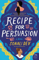 link to Recipe for persuasion : a novel in the TCC library catalog