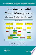Sustainable Solid Waste Management Book PDF