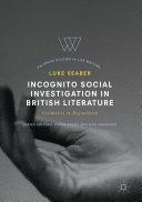 Pdf Incognito Social Investigation in British Literature