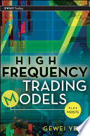 High Frequency Trading Models, + Website