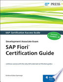 SAP Fiori Certification Guide
