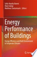Energy Performance of Buildings Book