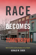 Race Becomes Tomorrow