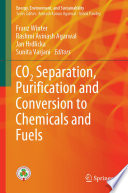 CO2 Separation, Purification and Conversion to Chemicals and Fuels