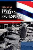 Estándar de Milady Barbero Profesional