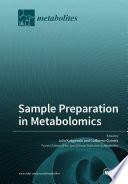 Sample Preparation in Metabolomics Book
