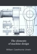 The Elements of Machine Design