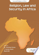 Religion Law And Security In Africa