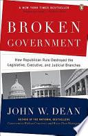 Broken Government