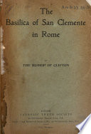 The Basilica of San Clemente in Rome
