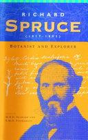 Richard Spruce  1817 1893