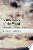 A Rhetorics of the Word