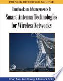 Handbook On Advancements In Smart Antenna Technologies For Wireless Networks Book PDF