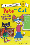Pete the Cat and the Surprise Teacher [Pdf/ePub] eBook