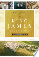 KJV  The King James Study Bible  Ebook  Full Color Edition