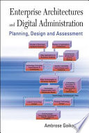 Enterprise Architectures And Digital Administration