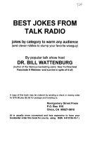 Best Jokes from Talk Radio Book
