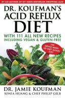 Dr. Koufman's Acid Reflux Diet [Pdf/ePub] eBook
