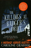 The Killings At Badger's Drift Caroline Graham Cover