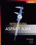 Introducing Microsoft ASP NET Ajax