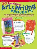 20 Sensational Art   Writing Projects