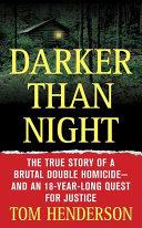 Darker than Night Pdf/ePub eBook