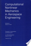 Computational Nonlinear Mechanics in Aerospace Engineering