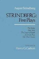 Strindberg  Five Plays