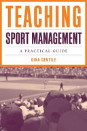 Teaching Sport Management  a Practical Guide