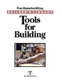 Tools for Building