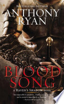 link to Blood song in the TCC library catalog