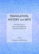 Translation, History and Arts