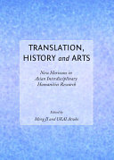 Translation  History and Arts