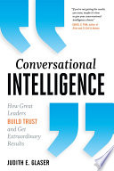 Conversational Intelligence PDF