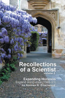 Recollections of a Scientist Volume 2