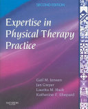 Expertise in Physical Therapy Practice Book