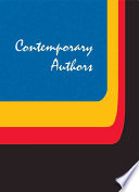 Contemporary Authors  , Volume 221