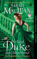 No Good Duke Goes Unpunished Pdf/ePub eBook