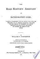 The Road master s Assistant and Section master s Guide