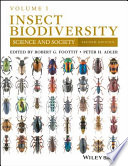 Insect Biodiversity Book