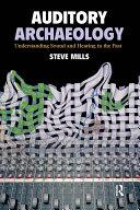 Auditory Archaeology