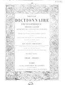 Nouveau dictionnaire encyclopédique universel illustré, répertoire des connaissances humaines