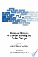 Sediment Records Of Biomass Burning And Global Change Book PDF