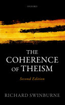 The Coherence of Theism Book