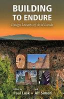 Building to Endure
