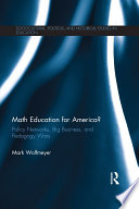 Math Education for America