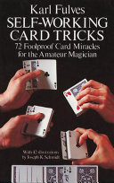 Self-Working Card Tricks